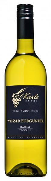 Winklerberg Weißburgunder Spätlese