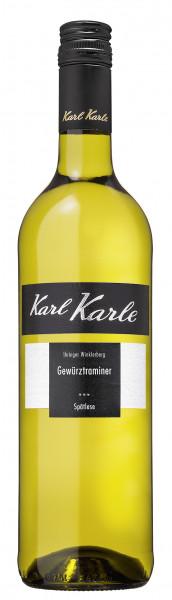 2019er Ihringer Winklerberg Gewürztraminer Spätlese, 0,75 l