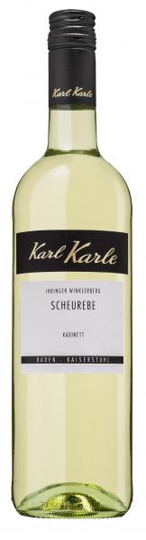 2019er Ihringer Winklerberg Scheurebe Kabinett, 0,75 l