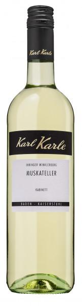 2019er Karl Karle Muskateller Kabinett